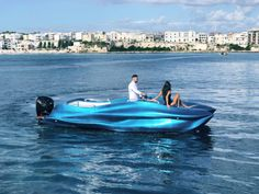 The world's first 3D printed fibreglass boat - MaterialDistrict Impression 3d, First World, 3d Printing, Boat, Prints, Design, 3d Printer, Dinghy