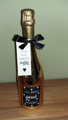 Chardonnay Gold - Voor de liefste meter/peter