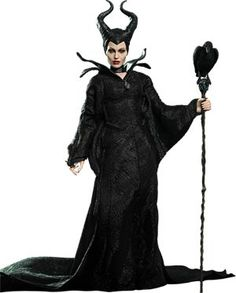#Maleficent Maleficent 12-Inch Action Figure - Midtown Comics
