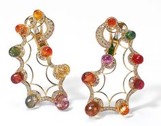 Tayloe Piggott Jewelry — Nicholas Varney  earrings