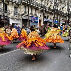 @janettesvn Instagram photos | #CarnavaldeParis #Paris #Paris20 #instafrance #instaparis #igersparis #ig_paris