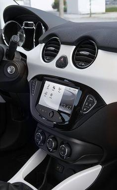Opel Adam (2015) Rocks Console