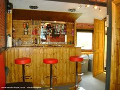 Pub/Entertainment from garden owned by kev marshall | #shedoftheyear