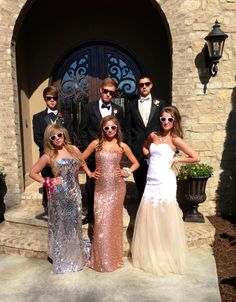 AH we SO have to do this at prom!