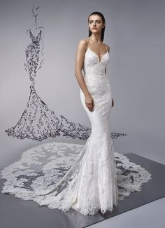 97600fe3c14 Behind the Seams  2018 Enzoani Collection