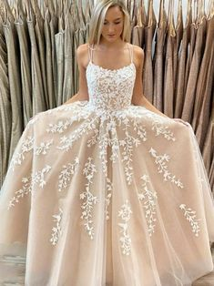 Formal Dresses For Weddings, Formal Evening Dresses, Wedding Dresses, Dress Formal, Formal Wedding, Formal Dresses Long Elegant, Bridesmaid Gowns, Tulle Wedding, Formal Prom