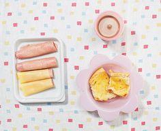 What-kids-eat-for-breakfast-around-the-world-18 / Aricia Domenica Ferreira, 4 years old / Hakim Jorge Ferreira Gomes, 2 years old – Sao Paulo