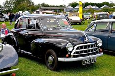 Photos of Veteran, Vintage, Antique and Classic Cars for enthusiasts and collectors! Vintage Cars, Antique Cars, Morris Oxford, First Car, Exotic Cars, Motor Car, Old And New, Transportation, Classic Cars