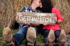 Country Engagements | Salt Light Photography
