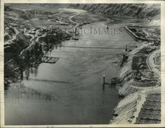 in Collectibles, Photographic Images, Vintage & Antique Grand Coulee Dam, Mason City, Press Photo, Antique Photos, Worlds Largest, Vintage Antiques, Ebay, Old Pictures