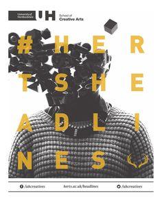 #GoodRead - University of Hertfordshire School of Creative Arts - Headlines Issue 5