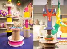 Totemism: Memphis Meets AfricaElle Decoration South Africa