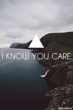I know you care - Ellie Goulding