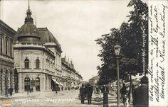 Strada Independenței - 1903