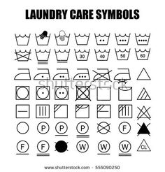 Image result for dry clean symbol