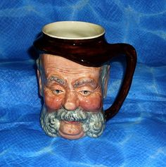 Lancaster Sandland Sir John Falstaff Character by WelshGoatVintage - SOLD OUT