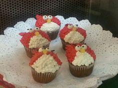 Cupcakes Angri Berds