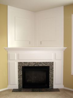 I can proudly say, the day before Thanksgiving our fireplace is DONE!  It is getting harder to work around my active, needy kids, but if I c...