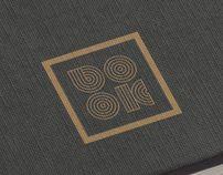Logo // Book // Publishing House by Maurizio Pagnozzi, via Behance