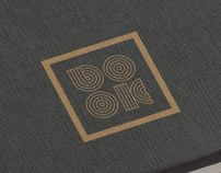 Logo // Book // Publishing House by Maurizio Pagnozzi, via Behance