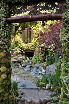 Togenkyo-A-Paradise-on-Earth-RHS-Chelsea-Flower-Show-2014-Artisan-Garden-Flowerona-6