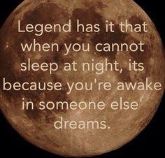 Legends...