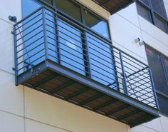 Balconies for any project size! http://innotechmfg.com/balconiesawnings