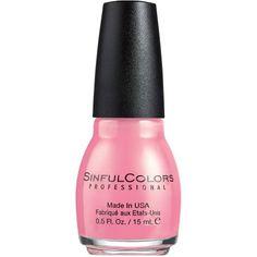 Sinful Colors Professional Nail Enamel, Pink of Me, 0.5 fl oz - Walmart.com