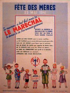 1942 Fête des mères