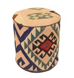 One Of A Kind Ottoman Ottomans - Home Brands USA