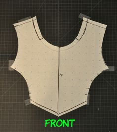 Voltron Armor Front / Cosplay /