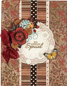 HOTP Heritage Garden & Papier Tole-Love the 3-D effect of the paper tole kits and the papers are beautiful--make it so easy.