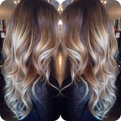 53 Beliebte Balayage Haar Farbe Ideen - Besten Frisur Stil