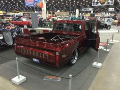 Curt Shumaker 1971 Chevy C10 Detroit - Provided by Hotrod