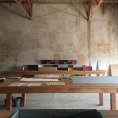 Donald Judd studio. @juddfoundation
