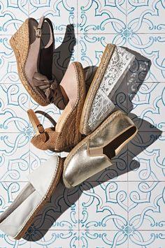 Espadrilles MACARENA, Espadrilles VIDORRETA Parfait, Espadrilles, Wedges, Shoes, Fashion, Shoe, Accessories, Espadrilles Outfit, Moda