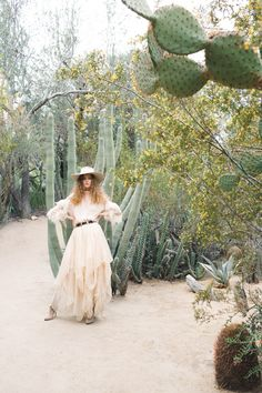 PALM SPRINGS FASHION // 'NATURAL HABITAT' AT MOORTEN BOTANICAL GARDEN|Palm Springs Style Magazine