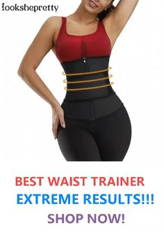 Ask our customers! We have steel-boned corsets to suit your purpose: waist training, wedding, costumes, back pain relief, or just for fun. Show the world your hourglass curves with an waist cinchers such as weight gain. #Shapewear #Cincher #Fashion #Health #Women #Girdle #Weight_Lose #plus_size_shapewear #Waist_Cincher #Body_Shaper Waist Trainer Before And After, Best Corset, Best Fat Burning Workout, Best Waist Trainer, Heath And Fitness, Waist Training Corset, Gaines, Fashion Videos, How To Wear Scarves