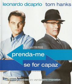 Catch Me If You Can - Prenda-me se For Capaz