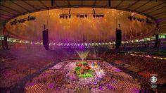 Jogos Olímpicos | Cerimônia de abertura dos Jogos Olímpicos Rio 2016, na íntegra…