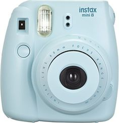 Fujifilm INSTAX Mini 8 Instant Camera (Blue).  Read the rest of this entry » http://slr-digitalcamera.com/fujifilm-instax-mini-8-instant-camera-blue/   #SLRDigitalCamera