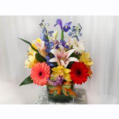 Happiness Fresh Flowers - Garden World Florist