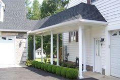 garage attached to house by breezeway | Griffith Enterprises' Services