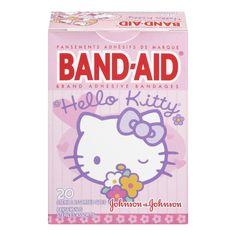 Hello Kitty Bandaids