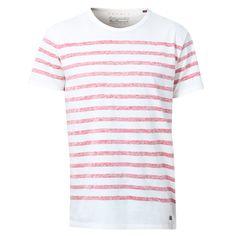 Geringeltes Jersey T-Shirt von Esprit