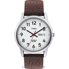 Mens Timex Indiglo Easy Reader Watch T20041