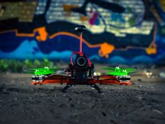 3ders.org - Build your own low-cost radio-controlled quadcopter with a 3D printer | 3D Printer News & 3D Printing News