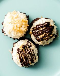 Coconut Macaroons · i am a food blog Coconut Cookies, Coconut Macaroons, Coconut Flour, Macarons, Chocolate Desserts, Chocolate Chip Cookies, Macaroon Recipes, Cookie Calories, How Sweet Eats