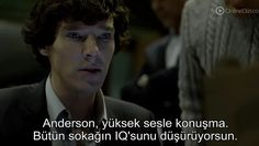 22 great lines selected from the mind-blowing scenes of the Sherlock series - Katzen Benedict Sherlock, Sherlock John, Sherlock Poster, Funny Sherlock, Sherlock Series, Sherlock Holmes Benedict Cumberbatch, Sherlock Season, Emma Swan, Doctor Who