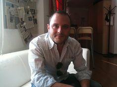 Nuestro cibervoluntario Iván Leal. #faces #volunteers #voluntarios